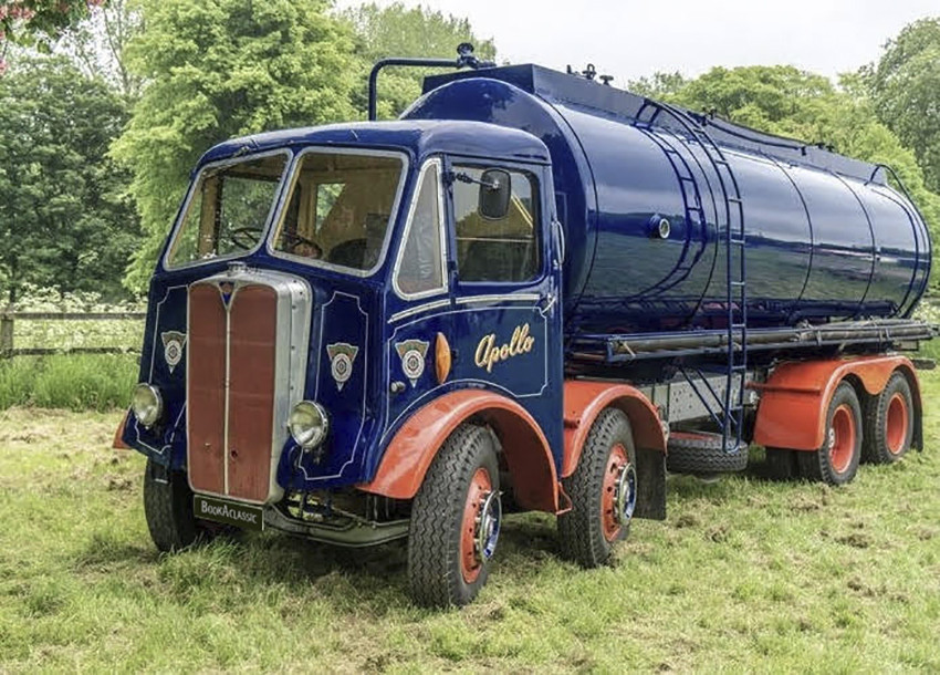 Aec Mammoth Major Hire Wincanton