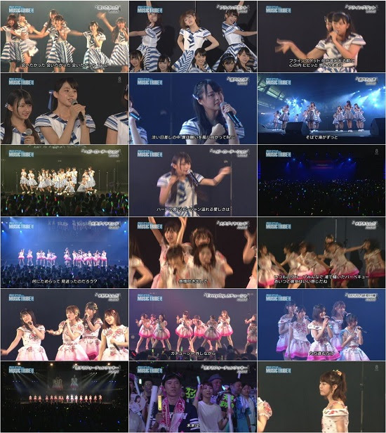 (TV-Music)(1080i) AKB48 STU48 Part – Music Tribe 170928
