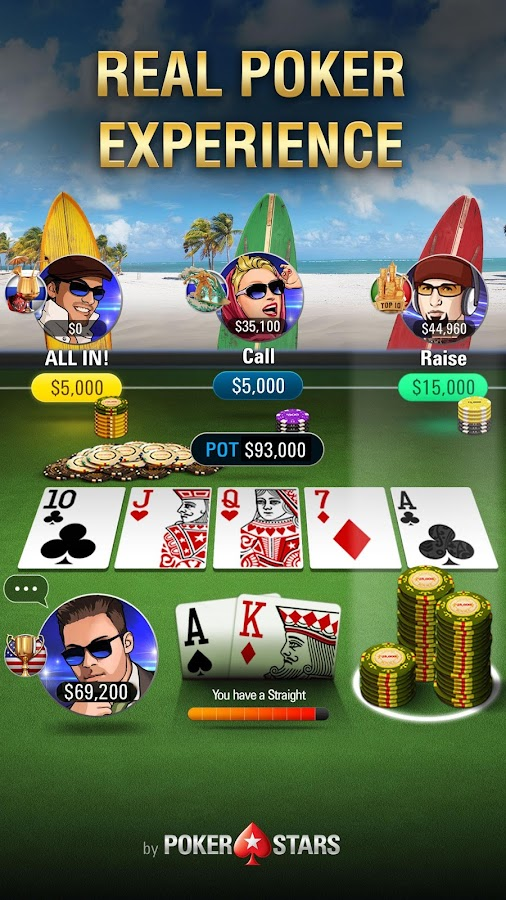 Jackpot Poker by PokerStars™ - Android Apps on Google Play
