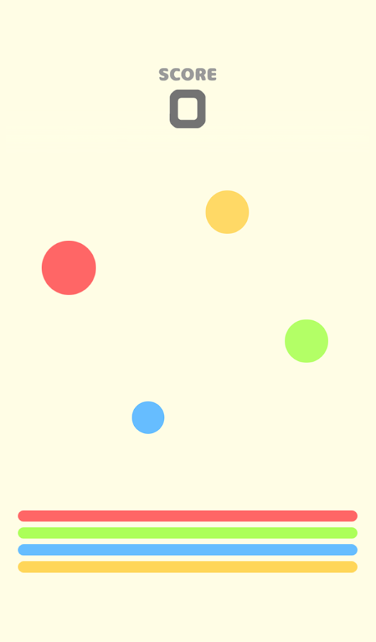 Popping Balls- screenshot