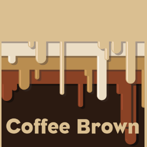 Logo of The Shop Beer Co. Coffee Brown
