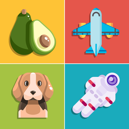 Which Pics Quiz - 4 Pics 1 Word Free Game 2019