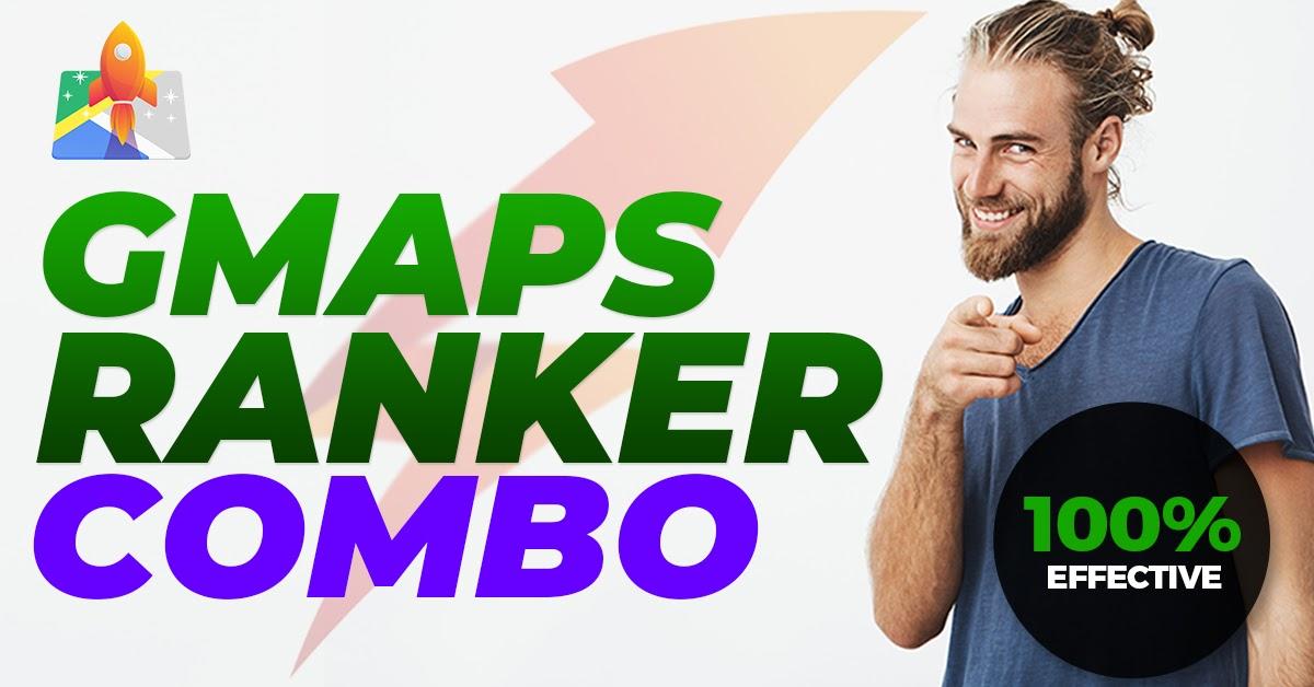 Gmaps Ranker Combo