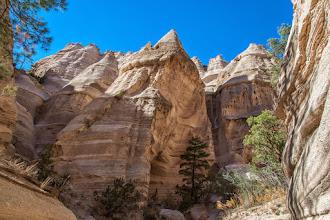 Photo: Tent Rocks National Monument, Cochiti Pueblo, New Mexico