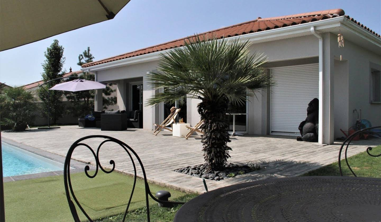 Maison avec terrasse Le Péage-de-Roussillon