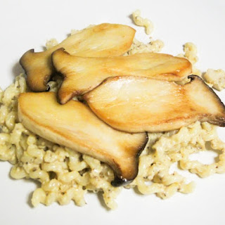 Oyster Mushrooms Pasta Recipes.