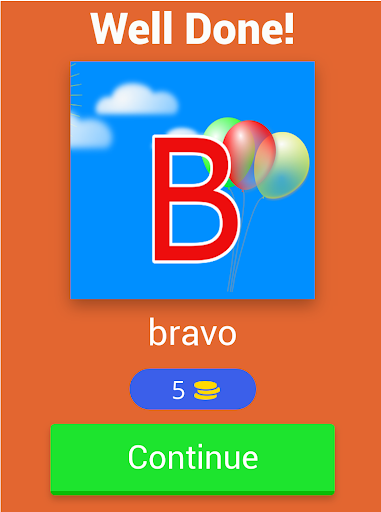Phonetic Alphabet Quiz 7.2.3z screenshots 20