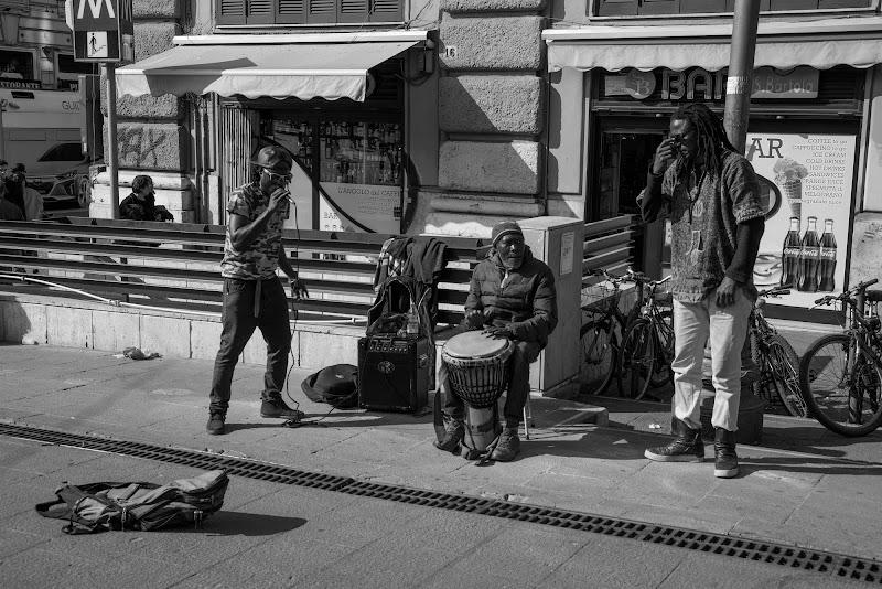 Artisti di strada  di PasqualeDeBellis