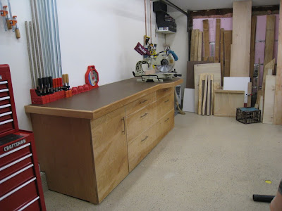 Norm style Workbench