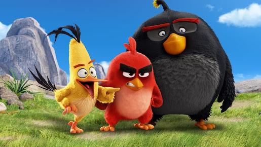 Angry Birds Mania!