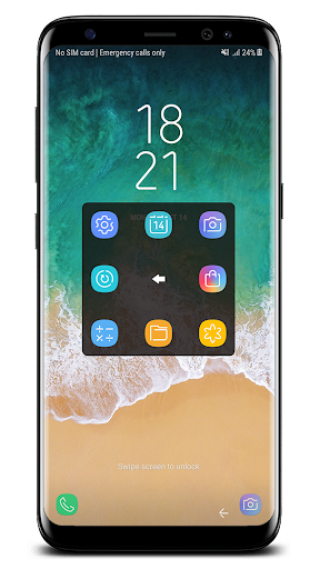 Assistive Touch iOS 13 2.3.6 Apk for Android 8