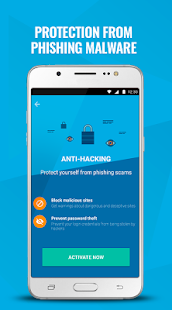 DFNDR VPN Private & Secure Wi-Fi with Anti-hacking- screenshot thumbnail