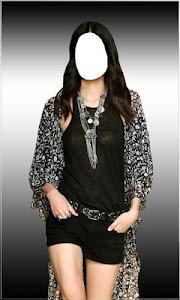 Stylish Girl Photo Suit Free 1.9