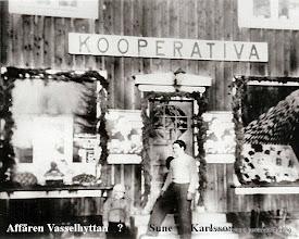 Photo: Affären 1950-tal Kooperativa