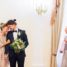 Bryllupsfotograf Mariya Yudina (Ptichik). Bilde av 05.02.2018