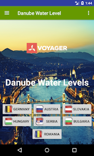 Danube Water Level- screenshot thumbnail