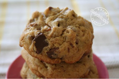 The Best One Bowl Chocolate Chunk Pecan Cookies: Chicken farm Baker ...