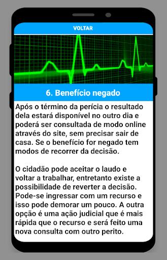 Perícias Médicas screenshot 5