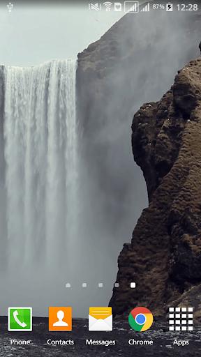 Waterfall Live Wallaper
