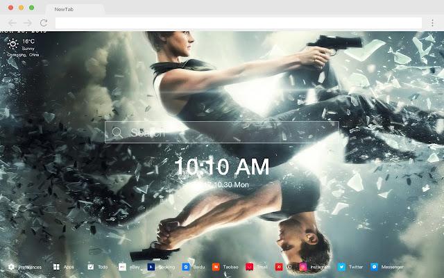 Divergent HD Wallpapers Movies Hot Topics