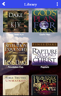 Dake Bible Publisher- screenshot thumbnail