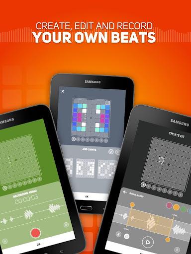 SUPER PADS LIGHTS - Your DJ app 1.6.9.5 Screenshots 15