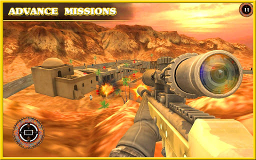 Army Sniper 3d Desert Shooter  {cheat|hack|gameplay|apk mod|resources generator} 2
