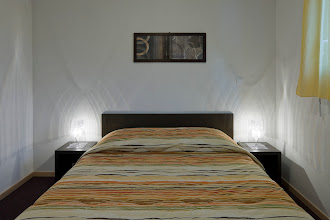 Photo: Chambre pour 2 personnes (exemple de chambre d'une typologie d'appartement)
