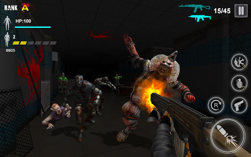 Zombie Shooter - Survival Games  screenshots 5