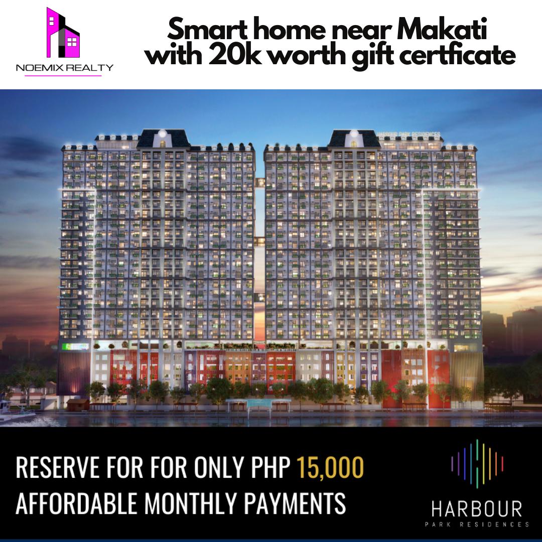 Harbour Park Residences, Mandaluyong