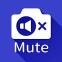 Camera Mute (Silent Mode/All Mute Mode) icon