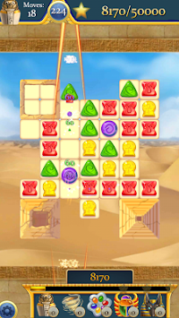 Curse of the Pharaoh apk screenshot