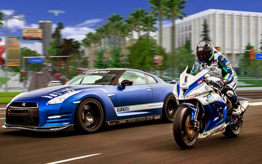 Car vs Bike: Extreme Racing Zone 1.0 screenshots 1