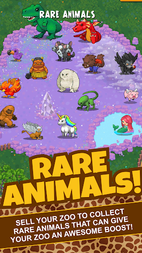 Idle Tap Zoo: Tap, Build & Upgrade a Custom Zoo - screenshot