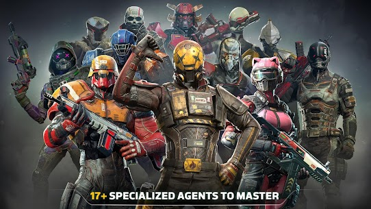 Modern Combat Versus: New Online Multiplayer FPS MOD Apk (Unlimited Money) 2