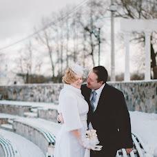 Wedding photographer Olesya Kurushina (OKurushina). Photo of 17.01.2016