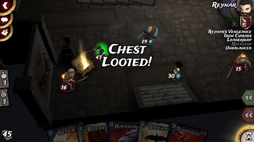 Traitors Empire Card RPG 0.73 screenshots 8