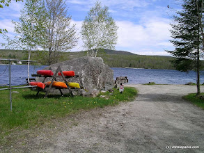 Photo: Boat launch at Boulder Beach State Park