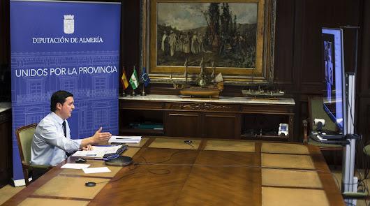 """El Plan Almería: una hoja de ruta para """"proteger"""" a los almerienses"""
