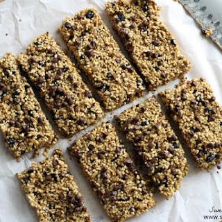 Fully Loaded Gluten-Free Granola Bars