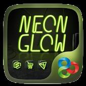 Neon Glow GO Launcher Theme