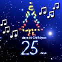 Christmas Countdown with Carols icon