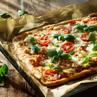 The Pioneer Woman's Shortcut Puff Pastry Pizza.