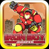 Iron Boy Jumper