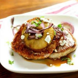 Brown Sugar Pineapple Pork Chops Recipes.