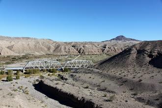 Photo: Railroad Bridge over the Mojave River (different angle)