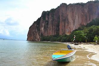 Photo: Berhala Island