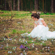 Wedding photographer Olga Ionova (OlgaIonova). Photo of 12.08.2016