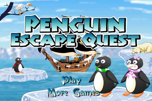 Penguin Escape Quest