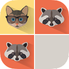 Guessing Animals Memory Pairs icon